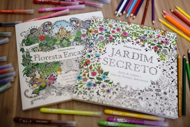 Livros De Colorir Para Adultos: Livros Para Adultos: Colorir, Escrever, Ler…