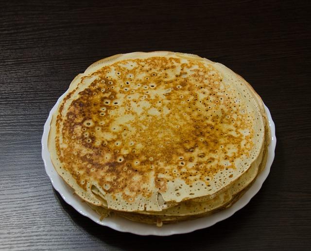 pancakes-345243_640
