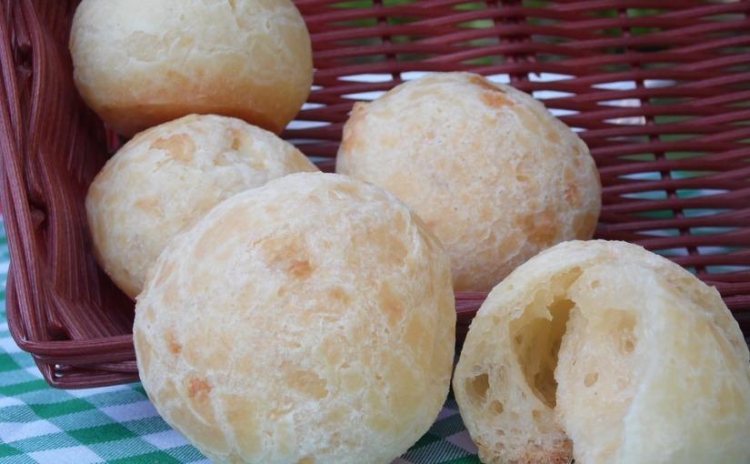 Receita: Pão de Beijo (Pão de QueijoVegano)